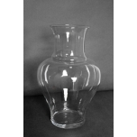 Stocklot Vase36 d20xh30.5 clear