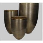 Planter Gold 48x30x30cm - ETTEMÜÜK