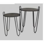 Table Black 67x52x55cm - ETTEMÜÜK