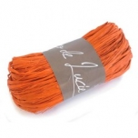 Raffia 50gr Oranz