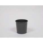 Metall pott Claire Hall 8x8x8.5cm