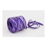 RAFFIA heather with violet 200m