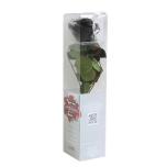 Stabiliseeritud Roos Amorosa Mini Kinkekarbis Must