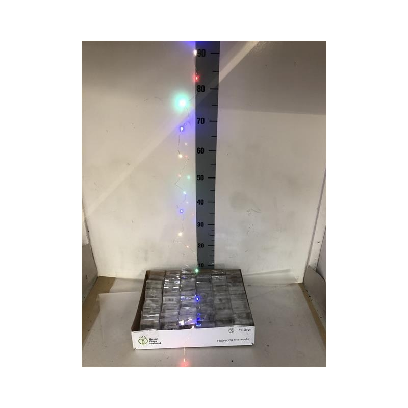 LED tuled 2m patareidega