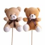50cm Bear+bow 10cm