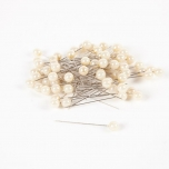 Pearl Pin Ivory 10mm