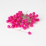 Pearl Pin Strong Pink 10mm