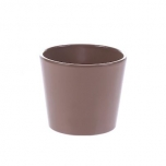 Pot Dida Beige Small D12 x H9.5 cm