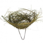 Bouquet holder Grassy 20cm natural