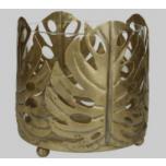 Hurricane Metal Gold 16.5x16.5x16cm