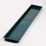 Triple brick tray green 5TK