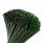 Green stub wire 35cm x 0.8mm 2.5kg