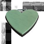 Naylorbase Solid Heart 43cm 2TK