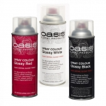 OASIS® S/COLOUR GLOSSY WHITE