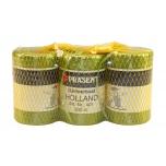 Pael Europa Holland olive 3x500m 3TK KOMPLEKT