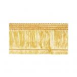 Fadenfransen-40mm-altgold selbstklebend