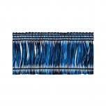 Fadenfransen-40mm-blau selbstklebend