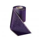 Verzugsmoiré-100mm-violett Piqué
