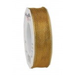 Pael Pattberg LUXOR gold  20-m-roll 25 mm w. wired edges