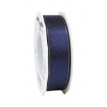 Pael Pattberg GLITTER SATIN dark blue/gold 20-m-roll 25 mm