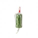 Florabast high volume-4mm-jägergrün mit Aufhänger
