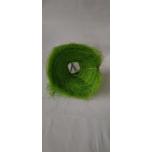 Bouquet holder sisal round Ø20cm Green