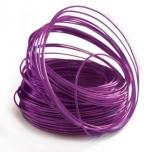 FIL ALUMINIUM COLORFILL wire/ TRAAT POUR FLEURISTES 2X60 M Violet