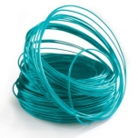 FIL ALUMINIUM COLORFILL wire / TRAAT POUR FLEURISTES 2X60 M Blue