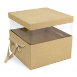 PANDORE NATURAL ADJUSTABLE SQUARE BOX 2TK