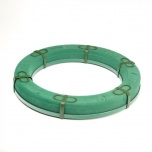 OASIS® Ideal Floral Foam Wreath Ring 55cm 1TK
