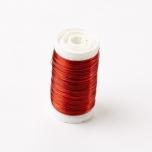 Myrtle Wire Red 0,3mm x 100g