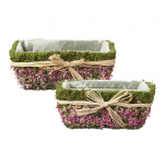 Ashley Lined Troughs (Set of 2)
