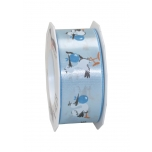 Pael Pattberg ADEBAR light blue 20-m-roll 40 mm