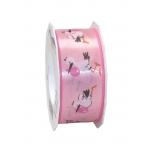 Pael Pattberg ADEBAR light pink 20-m-roll 40 mm