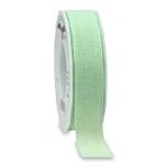 LEINEN pastel green 15-m-roll 25 mm