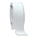 LEINEN white 15-m-roll 40 mm