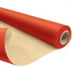 Kraft water resistant red 0.79x25 m