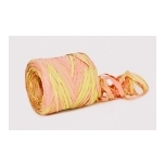 RAFFIA salmon with green-yellow 200m