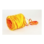 RAFFIA lemon with orange 200m