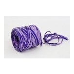 RAFFIA heather with violet 200m