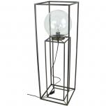 Floor Lamp Black 95x30x30cm